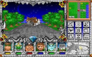 Screenshot Thumbnail / Media File 1 for Might and Magic III - Isles of Terra [U][SCD][TGXCD1047][New World Computing][1993][PCE][thx-1138-darkwater]